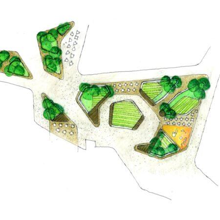 28. Greenwich Square - design process (1)