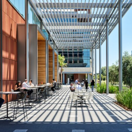 Stanford in Redwood City, Landscape Design by Office of Cheryl Barton
