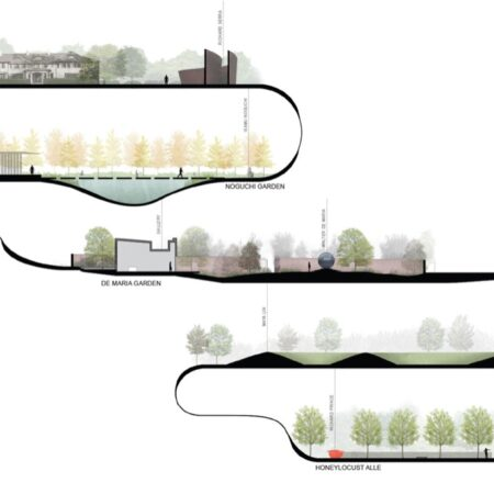 8_Sculpture Garden 2021_Diagram