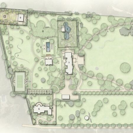 9_Sculpture Garden 2021_Site Plan