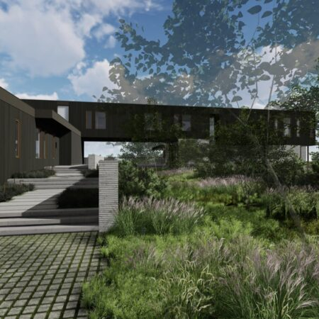 Bridge House Submission 2021_Summer Rendering 1