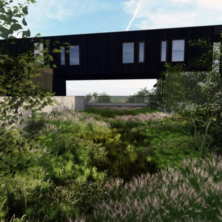 Bridge House Submission 2021_Summer Rendering 2