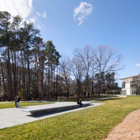 Duke University Nasher Scultpre Garden © Sterling E. Stevens (6)