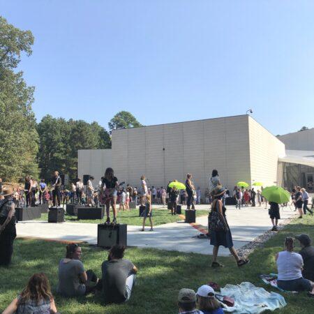 Duke University Nasher Scultpre Garden - opening © West 8 (1)