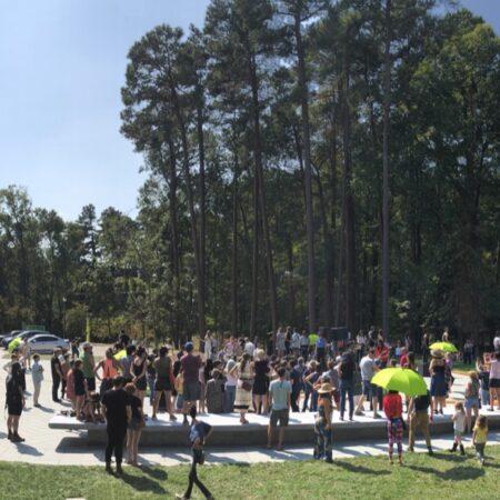Duke University Nasher Scultpre Garden - opening © West 8 (2)