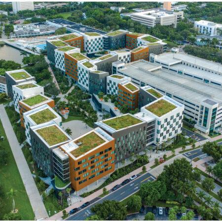 LILA_2021-ArquitectonicaGEO_Univ-of-Miami-Lakeside-Village_Aerial_Built