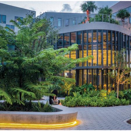 LILA_2021-ArquitectonicaGEO_Univ-of-Miami-Lakeside-Village_Grand-Courtyard_Ground