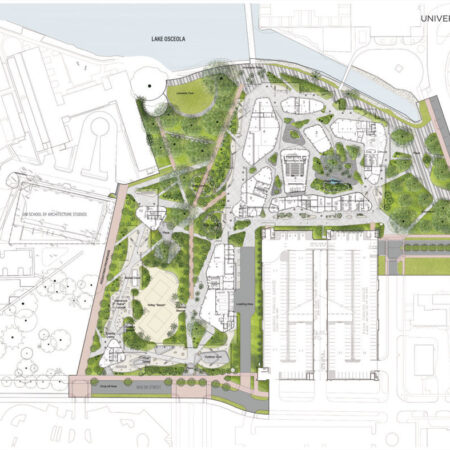 LILA_2021-ArquitectonicaGEO_Univ-of-Miami-Lakeside-Village_Site-Plan-Ground-FLoor