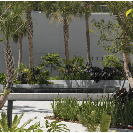 LILA_2021-ArquitectonicaGEO_Univ-of-Miami-Lakeside-Village_Water-Feature-at-Grand-Courtyard