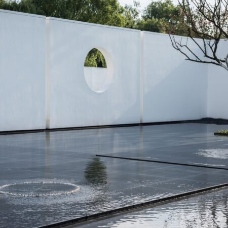 The Courtyard with Ripples (11)