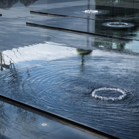 The Courtyard with Ripples (4)