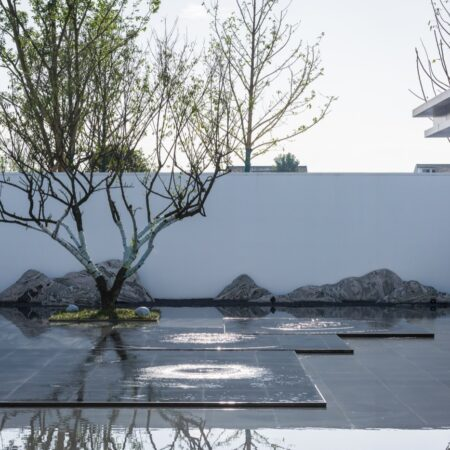 The Courtyard with Ripples (7)