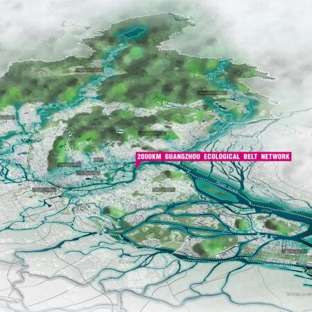 x Master Plan_Guangzhou Ecological Belt Master Plan and Implementation
