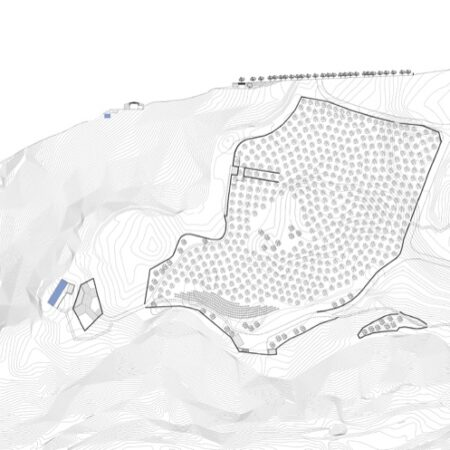 x Site Plan-Voronoi's Corrals-DECA Architecture