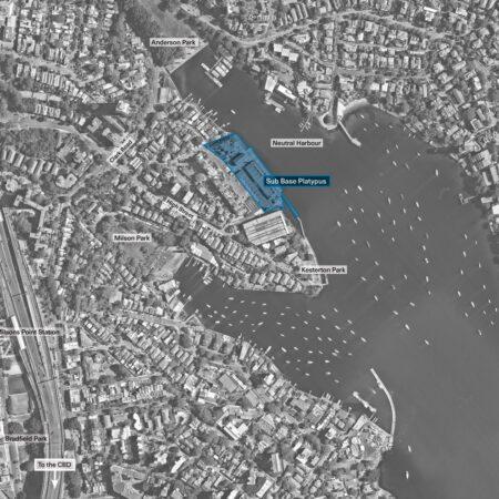 x Sub Base Platypus Precinct_site plan