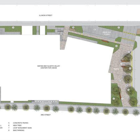 x UCSF_Site plan