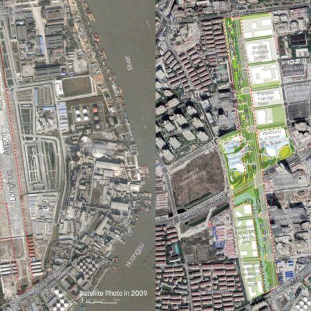 x Xuhui Runway Park_Site Plan