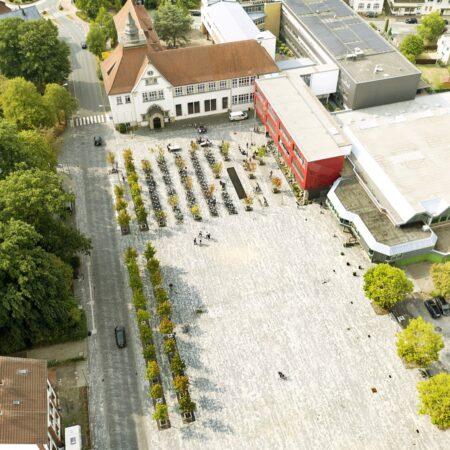 L+ 03 Marktplatz Bünde