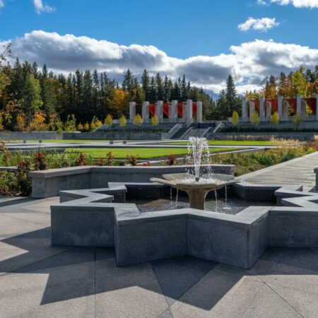 The Aga Khan Garden, Alberta (12)