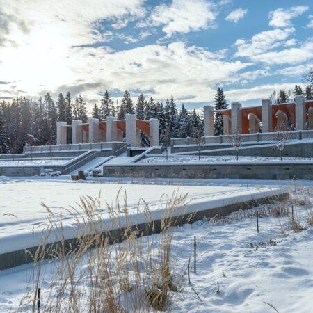 The Aga Khan Garden, Alberta (13)
