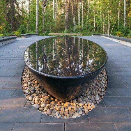 The Aga Khan Garden, Alberta (2)