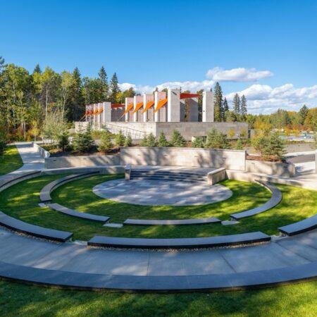 The Aga Khan Garden, Alberta (4)