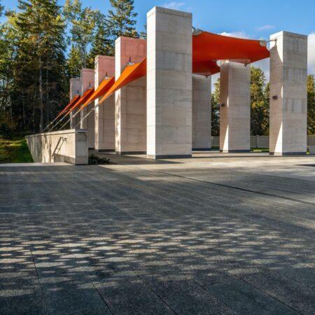 The Aga Khan Garden, Alberta (5)