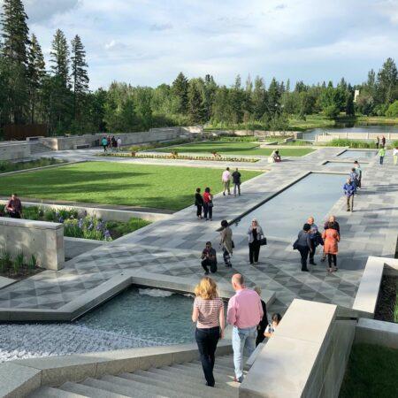 The Aga Khan Garden, Alberta (9)