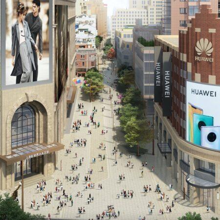The-Nanjing-Pedestrian-Road-Extension-Team-ECADI-2