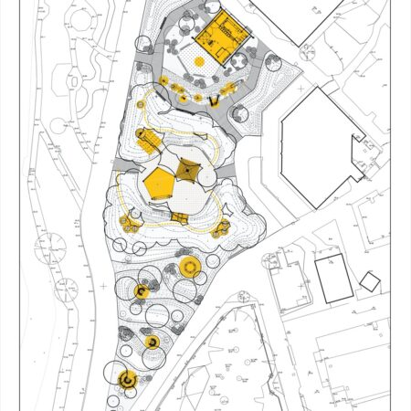 zz Chester Zoo - Site Plan