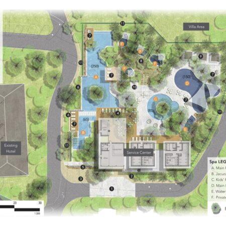 zz Pool area plan